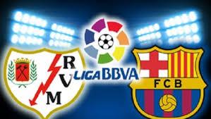 Rayo Vallecano vs Barcelona time & telecast