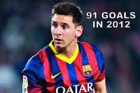 Top goal scorer in one calendar year