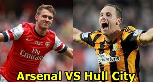 Watch Arsenal vs Hull City online free live stream