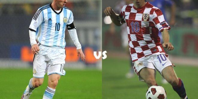 Argentina vs Croatia time telecast channels
