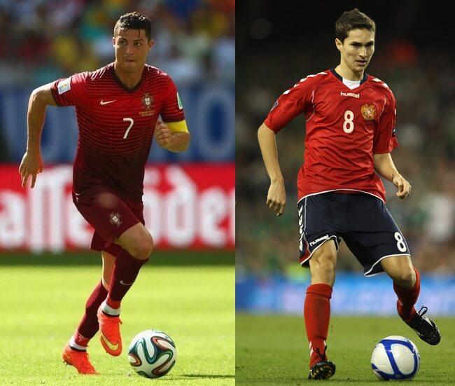 Portugal vs Armenia Free live streaming watch online