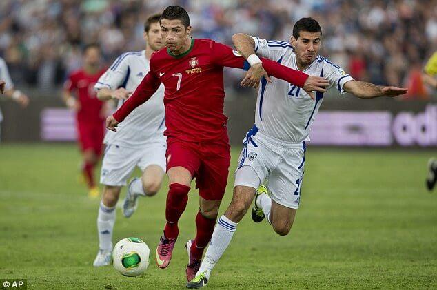 Portugal vs Armenia IST time telecast in India
