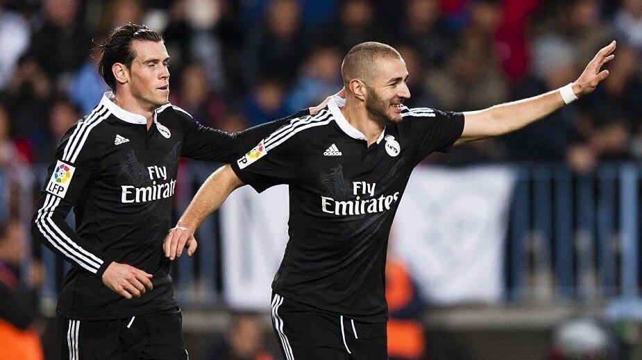 Real Madrid 16 consecutive wins against teams