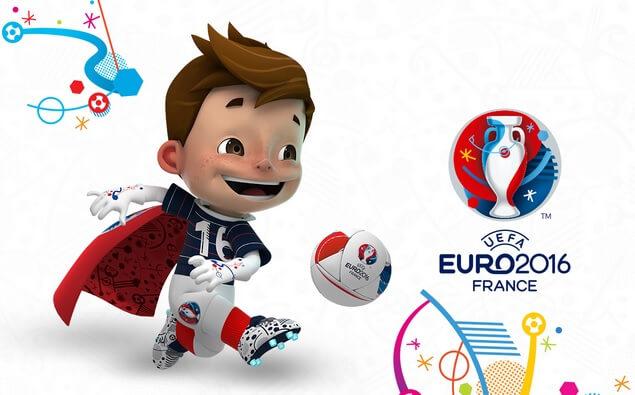 UEFA Euro 2016 mascot