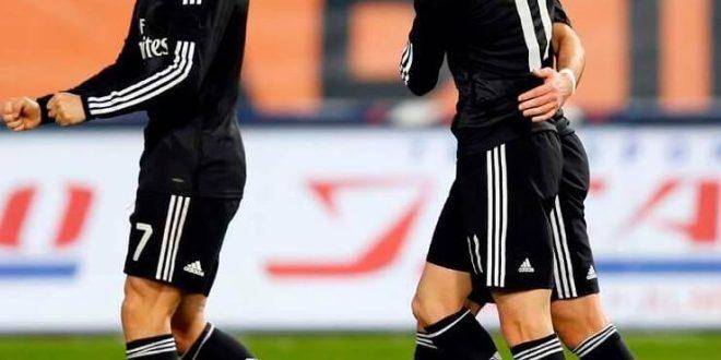 Almeria vs Real Madrid 1-4 match results video highlights