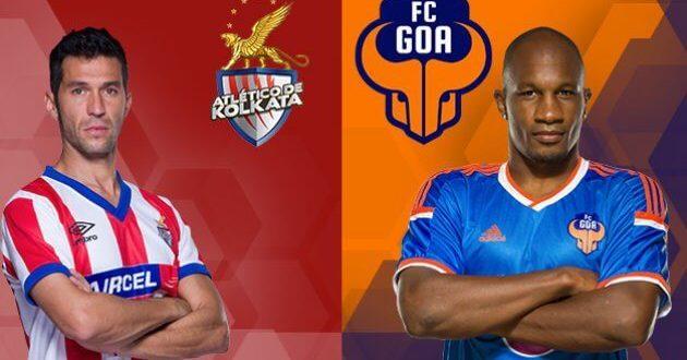 Atletico de Kolkata vs FC Goa ISL 2nd Semi Final 1st Leg Preview