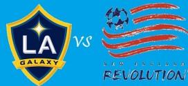 LA Galaxy vs NE Revolution Head to Head History Stats Comparison
