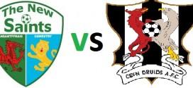 New Saints vs Cefn Druids Match Preview