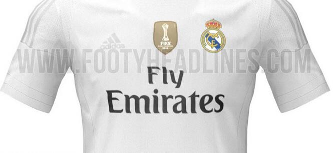 6ebf3156113 Real Madrid 2015-16 All Leaked Kits