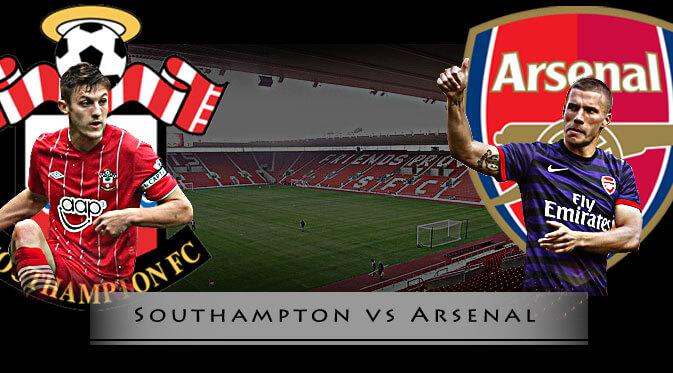 Southampton vs Arsenal Free Live Streaming