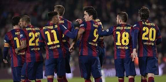 All goals highlights of Barca vs Elche Copa Del Rey