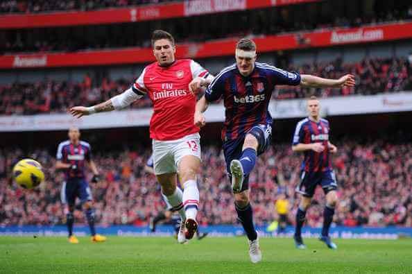 Arsenal vs Stoke City Match Preview