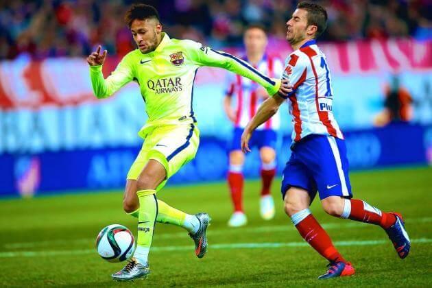 Atletico Madrid vs Barcelona match highlights of Copa Del Rey