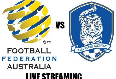Australia vs South Korea free live streaming 2015 asian cup