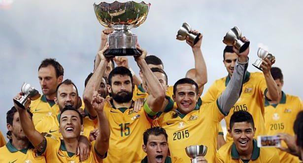 Australia winner of Asian Cup 2015