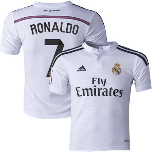 Cristiano Ronaldo Real Madrid Jersey Online In India Footballwood