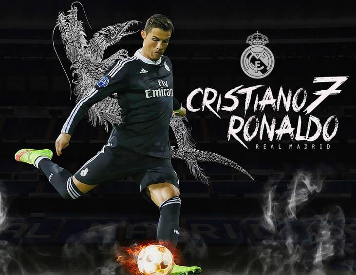 Fondos De Pantalla De Cristiano Ronaldo: Fondos De Pantalla De Cr7 2015