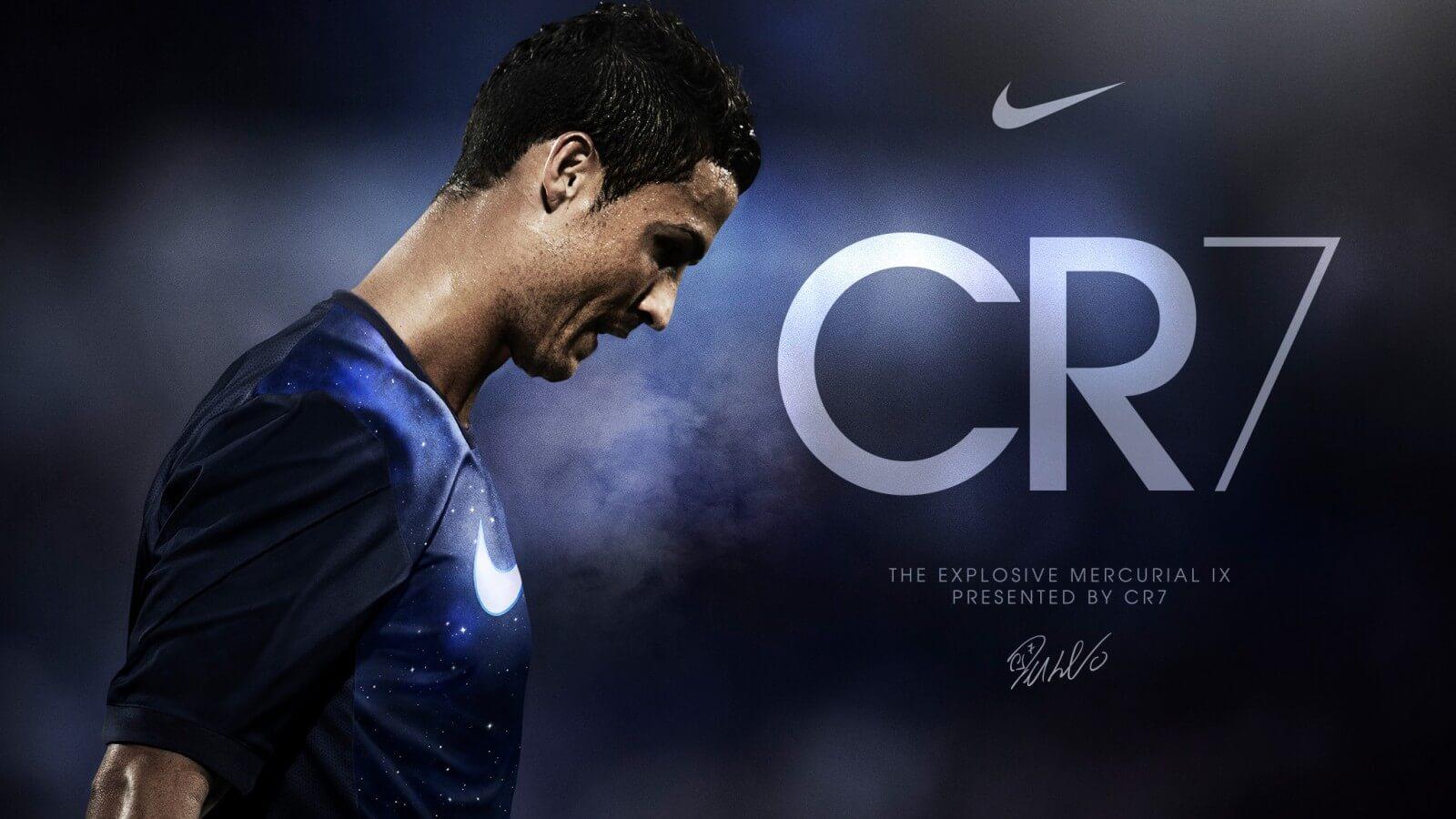 Wallpaper Cristiano Ronaldo Hd