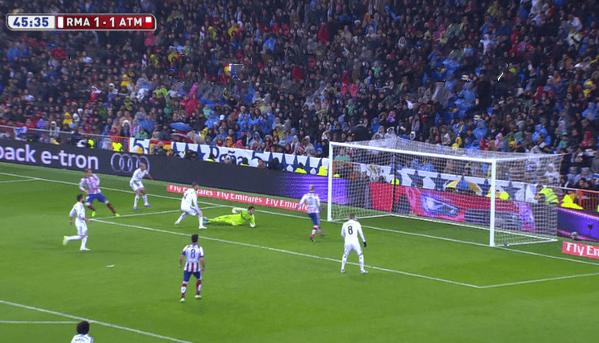 Fernando Torres goal vs Real Madrid