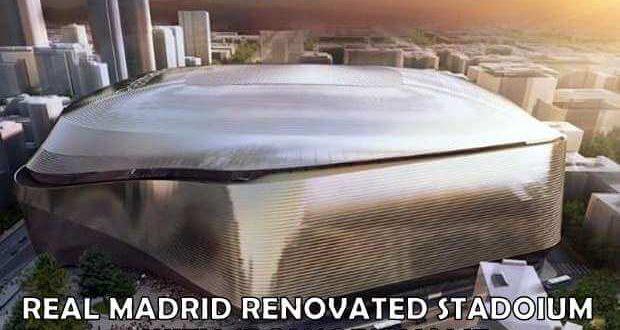 Real Madrid Stadium Santiago Bernabeu Set To Be Renamed