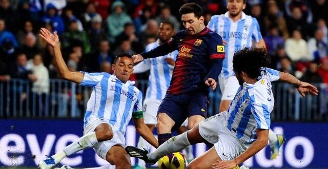 Barcelona vs Malaga match preview La Liga