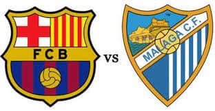 Barcelona vs Malaga telecast in India