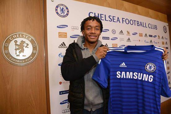 Juan Cuadrado Joins Chelsea Football Club