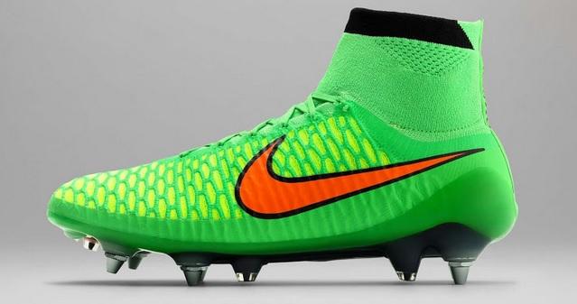 Nike Magista Green-Orange Obra Boot