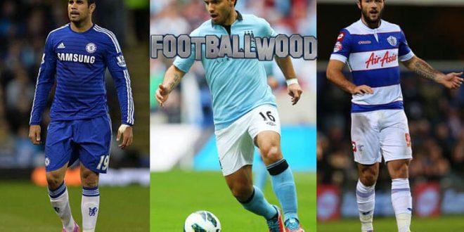 Premier League 2014-15 top goal scorers list