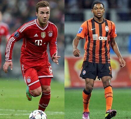 Shakhtar Donetsk vs Bayern Munich time, telecast