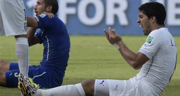 Suarez reveals why he bits footballers