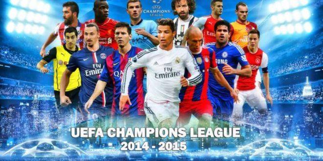 uefa champions league 2014-15 Top goal scorers list