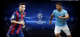 Barcelona vs Manchester City time telecast in India