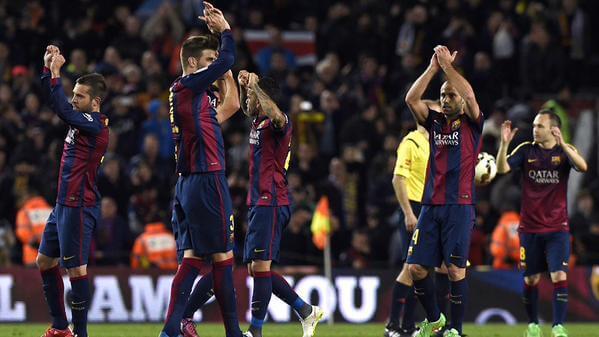 Barcelona vs Real Madrid Goals Gif Pictures [El Clasico] 22 Mar 2015 Match