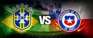 Brazil vs Chile telecast in India