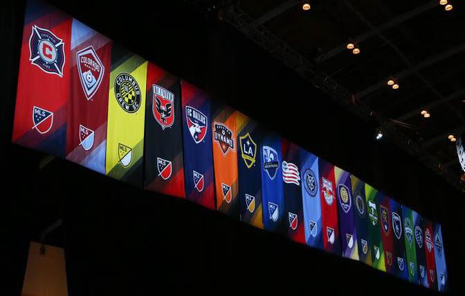 Buy MLS 2015 Jerseys Online