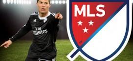 Cristiano Ronaldo MLS Soccer