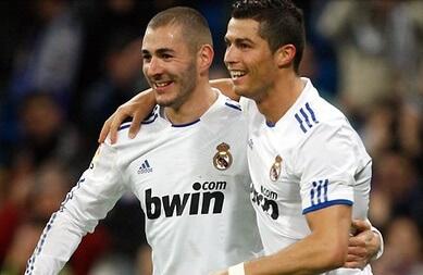 Karim Benzema is Better Than Cristiano Ronaldo, says Eric Abidal