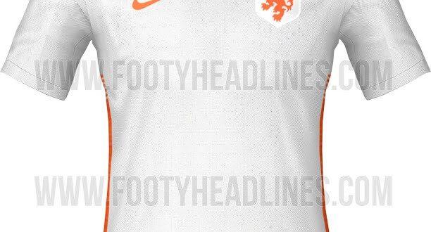 Netherlands 2015 Away Jersey Leaked | Nike T-Shirt