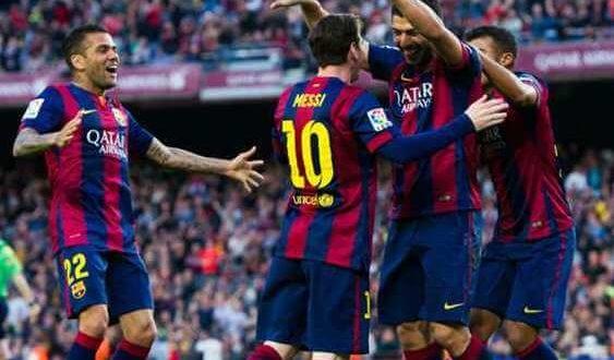 Barcelona vs Bayern Munich IST Time in India