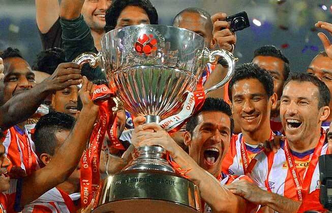 Indian Super League 2015 Star