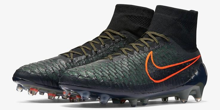 d45cd0294978 Black-Orange Nike Magista Obra 2015 Football Boots Released ...