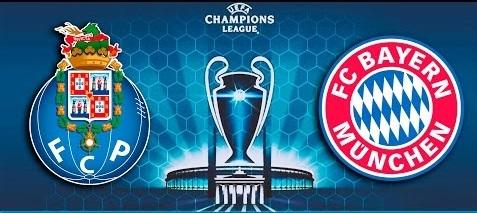 Porto vs Bayern Munich telecast in India