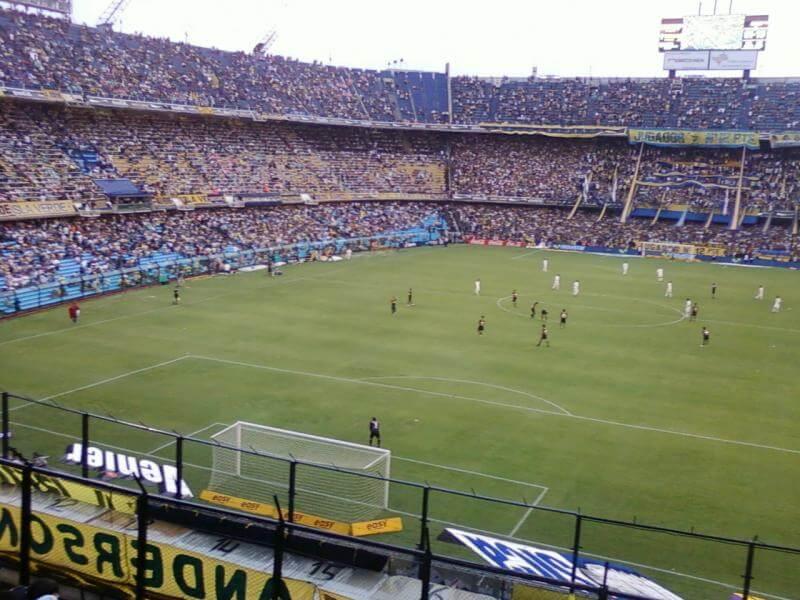 Top 10 loudest football grounds
