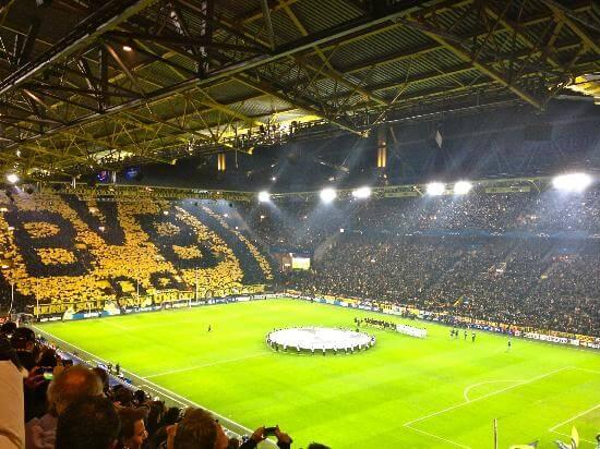 Top 10 loudest football stadiums