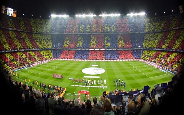 Top 10 loudest soccer stadiums