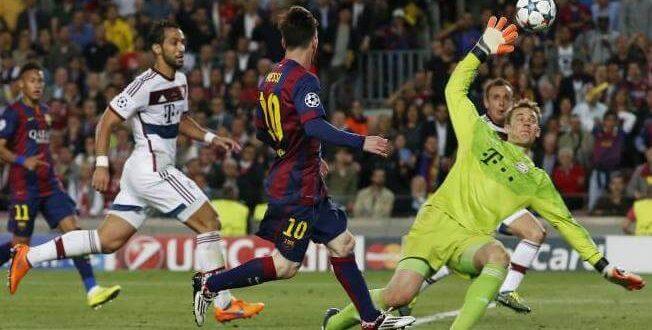 Bayern Munich vs Barcelona Telecast in India
