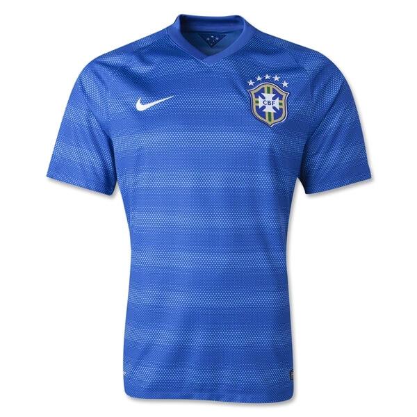 Brazil Copa America 2015 Away Jersey