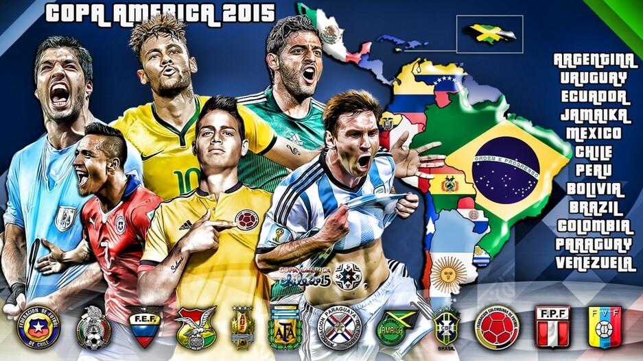 Copa America 2015 Wallpaper