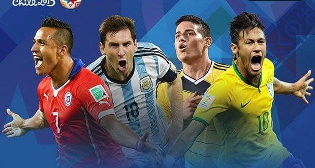 Copa America 2015 schedule in pacific time